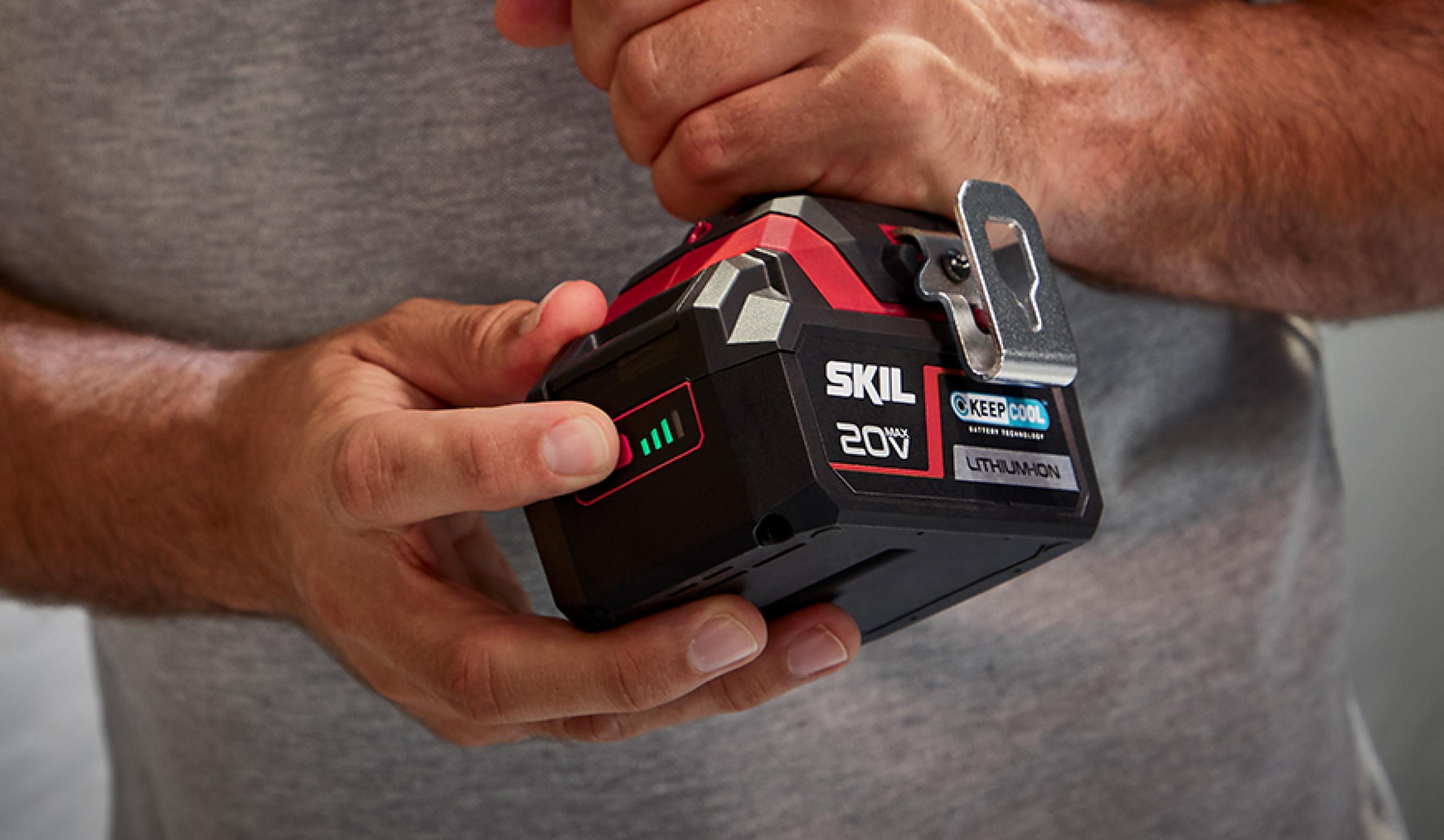 Патентован индикатор за нивото на батерията: индикаторът, на който можете да се доверите