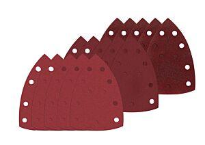 """SKIL Комплект шкурки със захващане с лепенка тип """"репей"""" (102 x 151 mm)"""