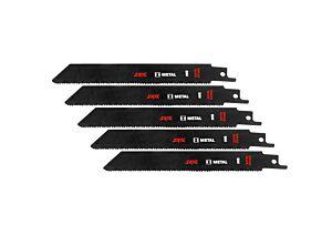 SKIL Комплект от 5 BIM ножчета за рязане на метал