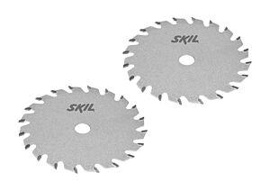 SKIL Комплект дискове за циркуляр с карбидни зъби (2 бр.)